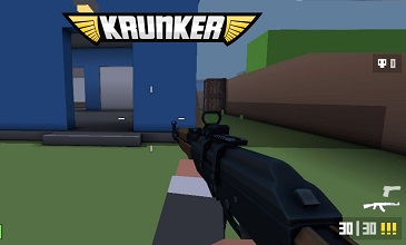 Photo of Krunker.io Demo Gameplay